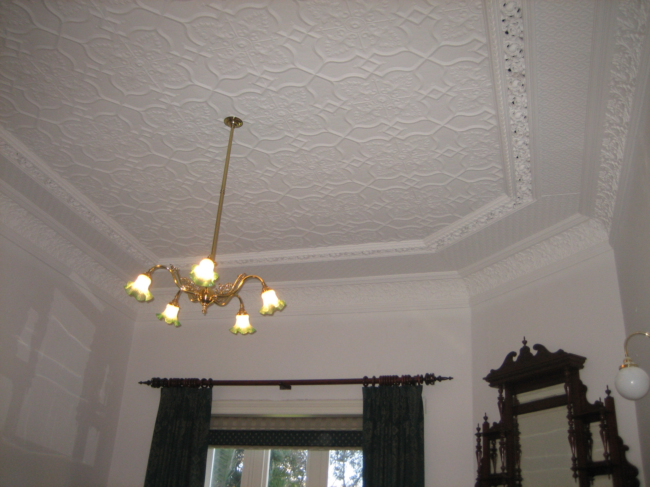 Newington Design Ceiling