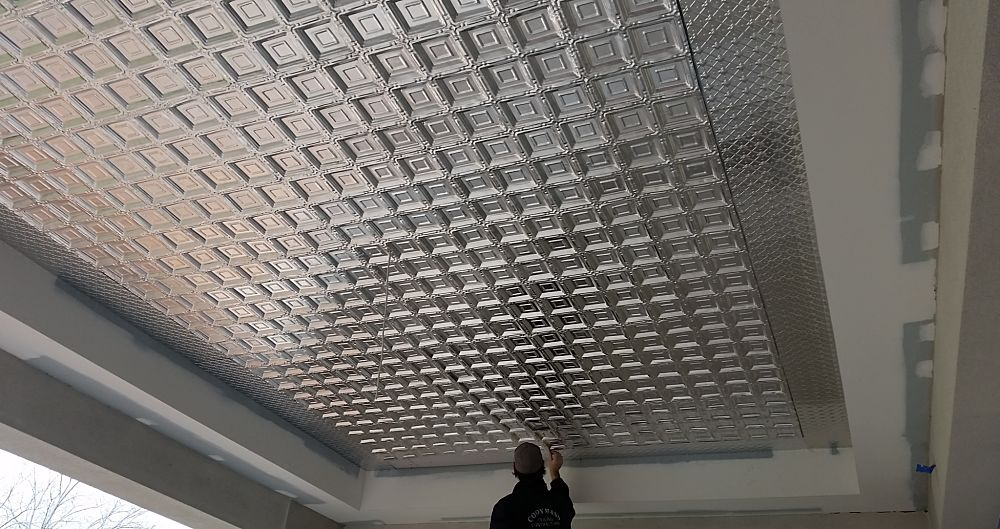 Ophir Design Ceiling