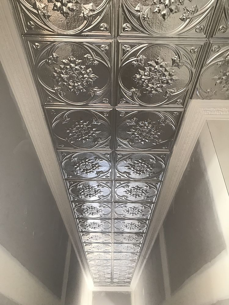 St Patricks Design Ceiling