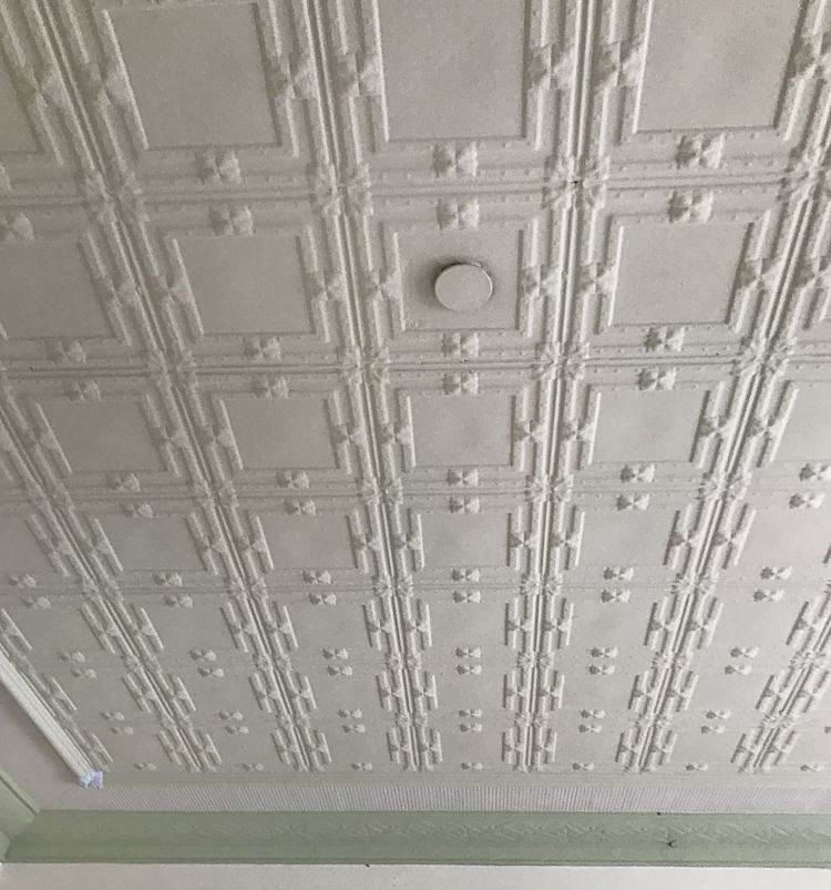 Stafford Design White Ceiling