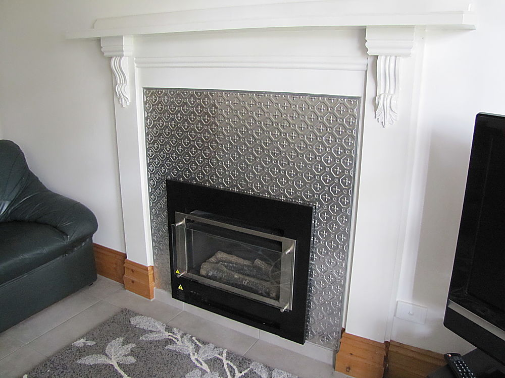 Stockholm Design Fireplace surround