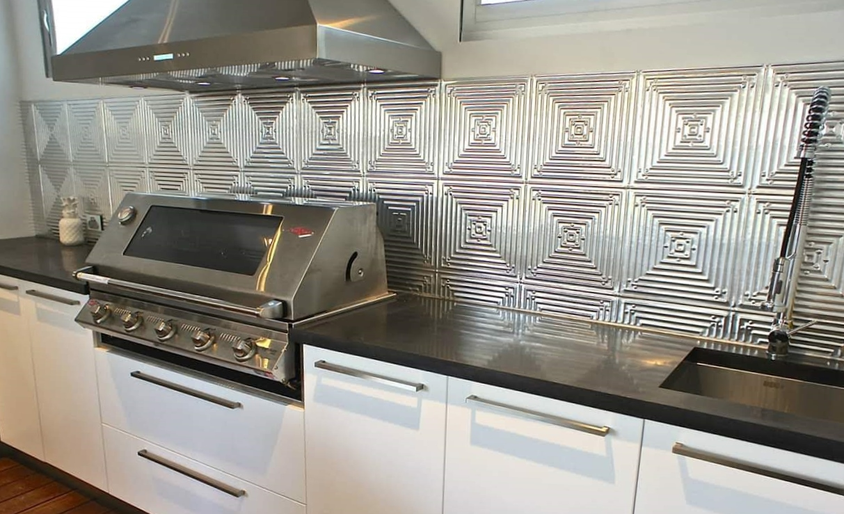 Lindfield Design BBQ Splash Back